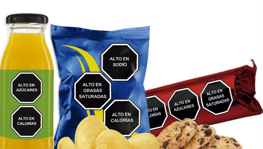 Nuevo etiquetado pegará más a alimentos y bebidas que Covid-19: Kantar