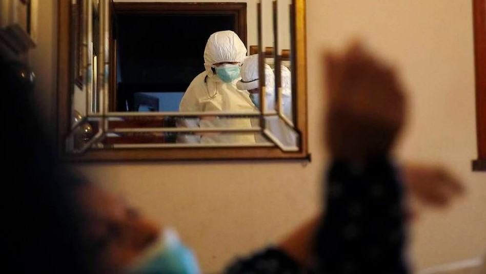 Hombre que se contagió de coronavirus se curó extrañamente de un cáncer