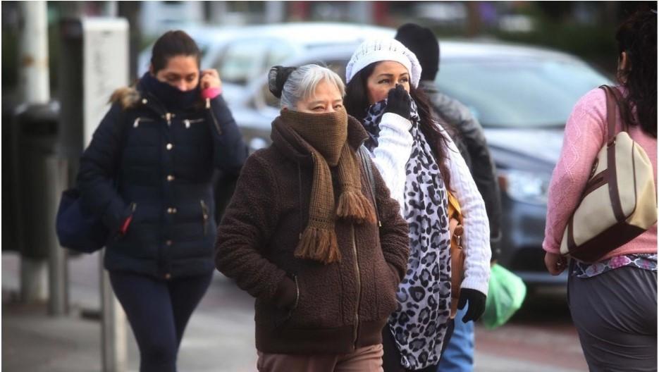 ¡Ya viene! El primer frente frío de la temporada llegará este martes