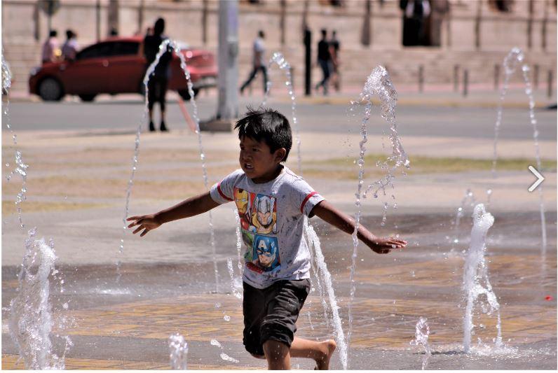 Durante el fin de semana se mantendrán temperaturas elevadas en el estado: Protección Civil