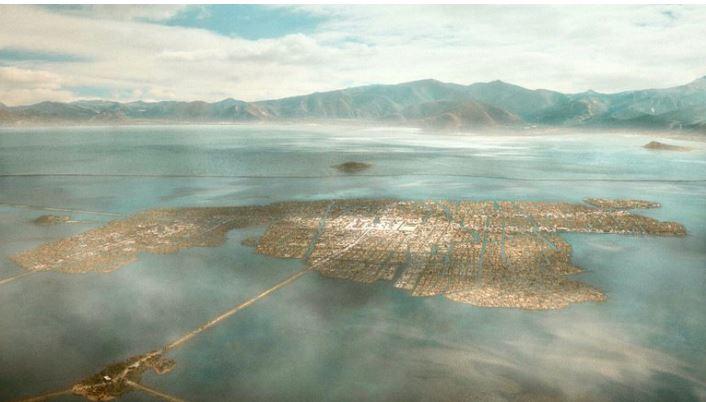 """Piden a AMLO en la """"mañanera"""" que reconstruya Tenochtitlan y que lo haga como Disneylandia"""