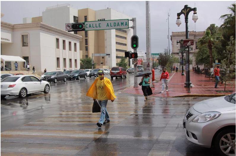 Se esperan lluvias para Chihuahua y Ciudad Juárez este martes 22
