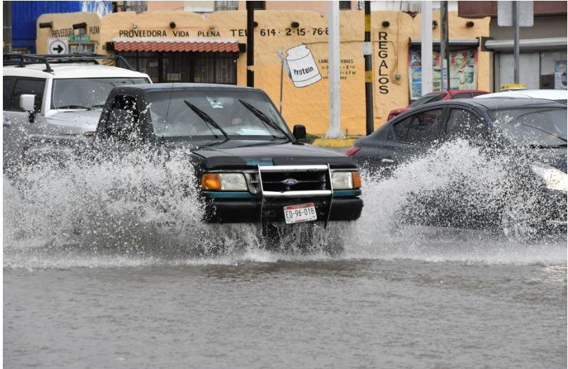Prevé Protección Civil temperaturas de 24 a 36°C y lluvias fuertes en algunas regiones