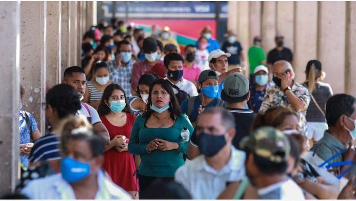 OPS estima que la variante Gamma del coronavirus será la predominante en México
