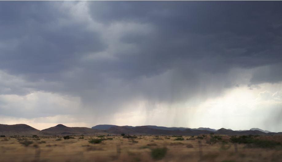 Seguirán lluvias pero solo en la zona serrana, informa Protección Civil