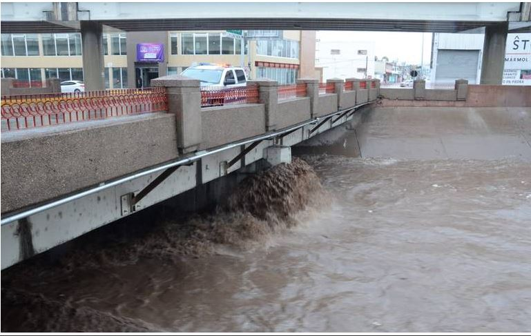 Alerta por lluvias y tormentas eléctricas en la ciudad de Chihuahua