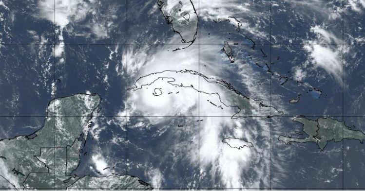 Se prevé que Ida sea un huracán de categoría 4 al tocar tierra en Estados Unidos