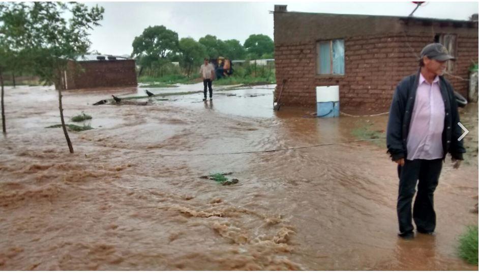 Emiten aviso preventivo por fuertes lluvias en zona serrana tarde y noche de este martes