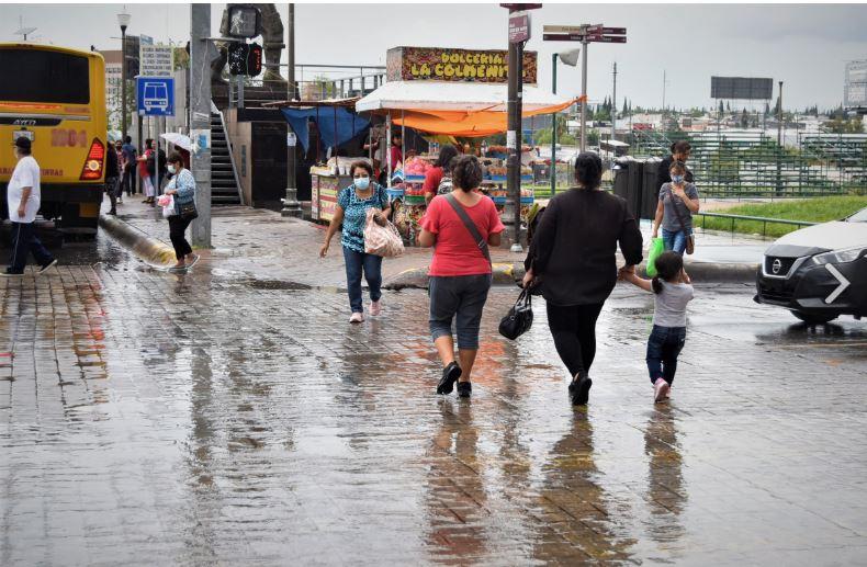 lluvia para sábado y Domingo en las zonas occidente y suroeste del estado