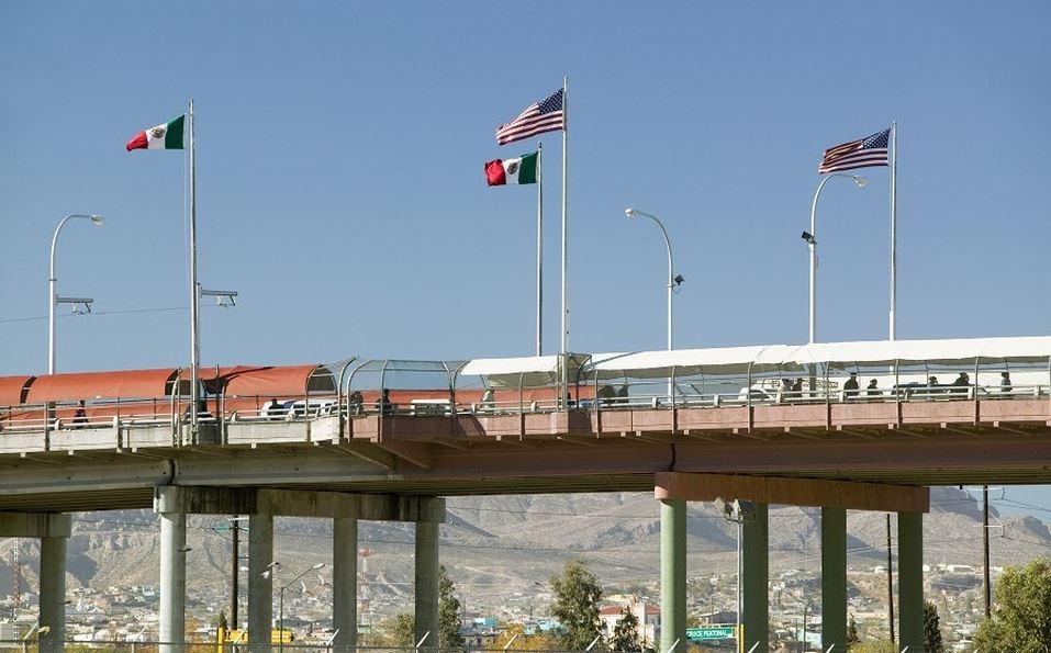 EU extiende otro mes cierre parcial de frontera con México