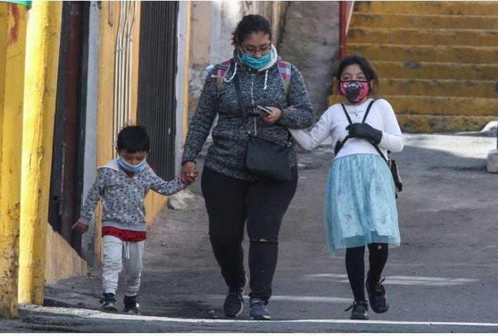 Llega a México el primer frente frío de la temporada