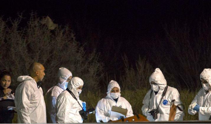 Encuentran crematorio clandestino entre Monterrey y Nuevo Laredo