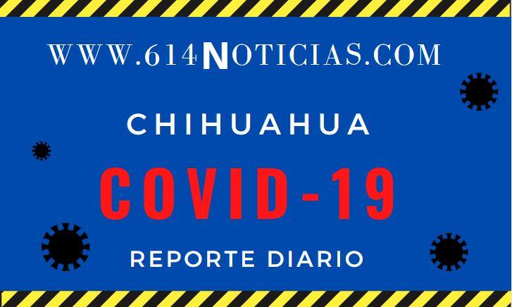 Reporte COVID-19: con 53 nuevos casos y 5  defunciones en el estado.